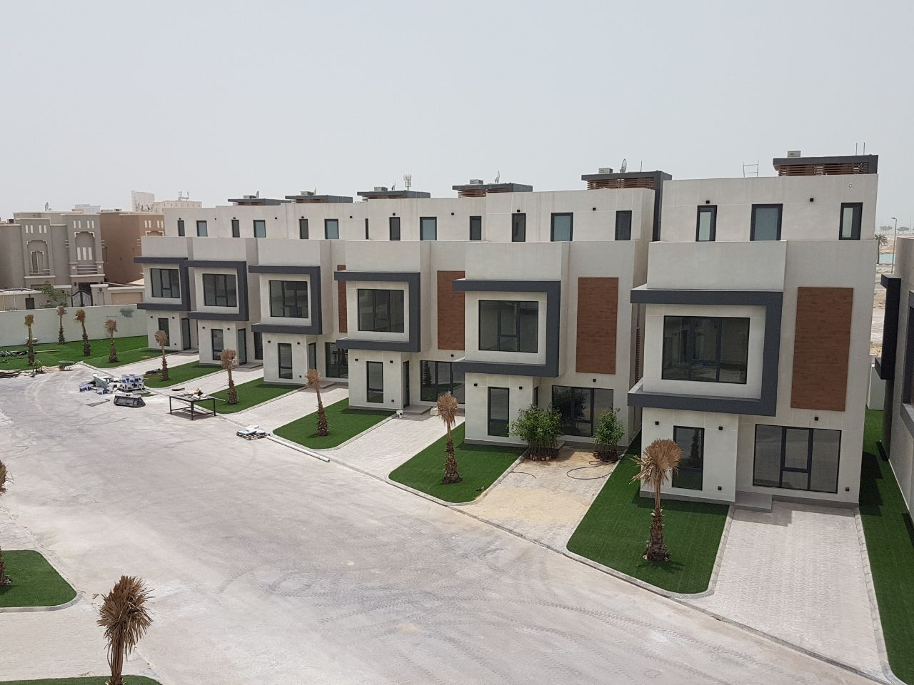 Residential / Featured Properties Al Nawars Compound Al NAwars (Buhairah) - Azizyah Al Khobar For Rent