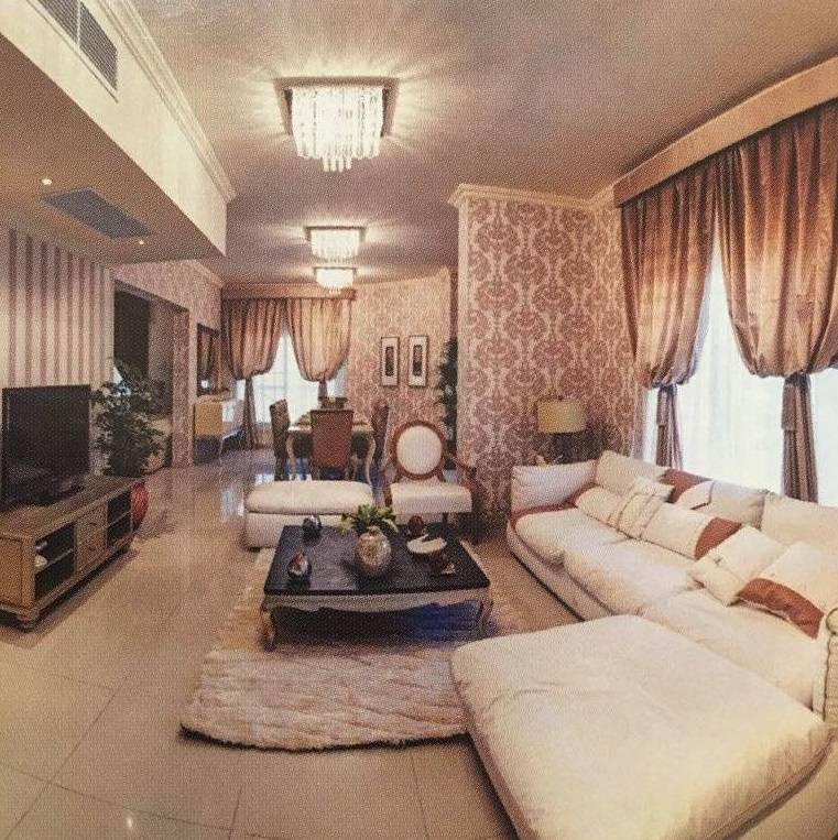 Residential / Featured Properties Amaari Apartment Doha South (Al Thurayah) Al Khobar For Rent